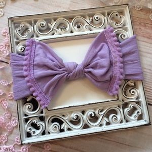 Other - Boutique Baby Girl Purple Headband
